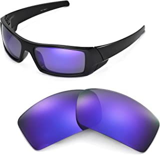 Walleva Replacement Lenses for Oakley Gascan Sunglasses - 26 Options Available