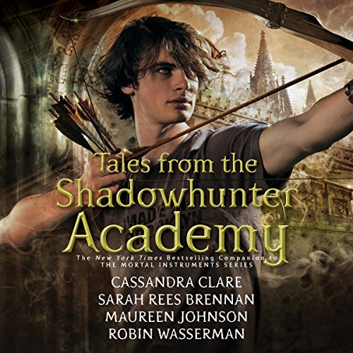 Page de couverture de Tales from the Shadowhunter Academy