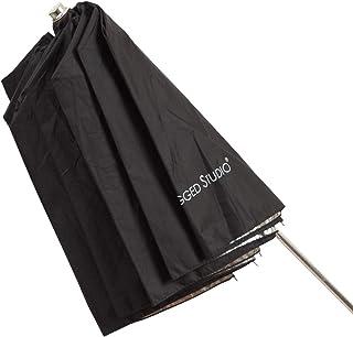 "UNPLUGGED STUDIO 36"" Collapsible Silver Umbrella"