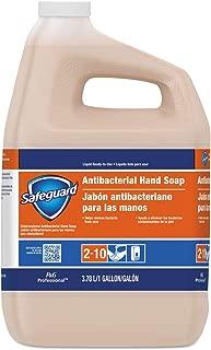 Antibacterial Hand Soap from Safegaurd Professional, Bulk Liquid Hand Soap Refill, 1 Gal. (Case of 2)