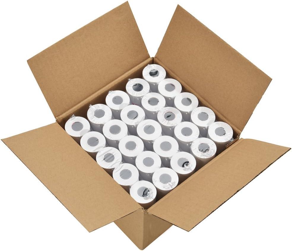 PackingSupply Thermal Paper Rolls 2 1//4 X 85 100 Rolls