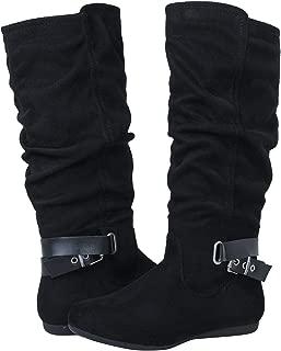 Best ladies flat knee high boots Reviews