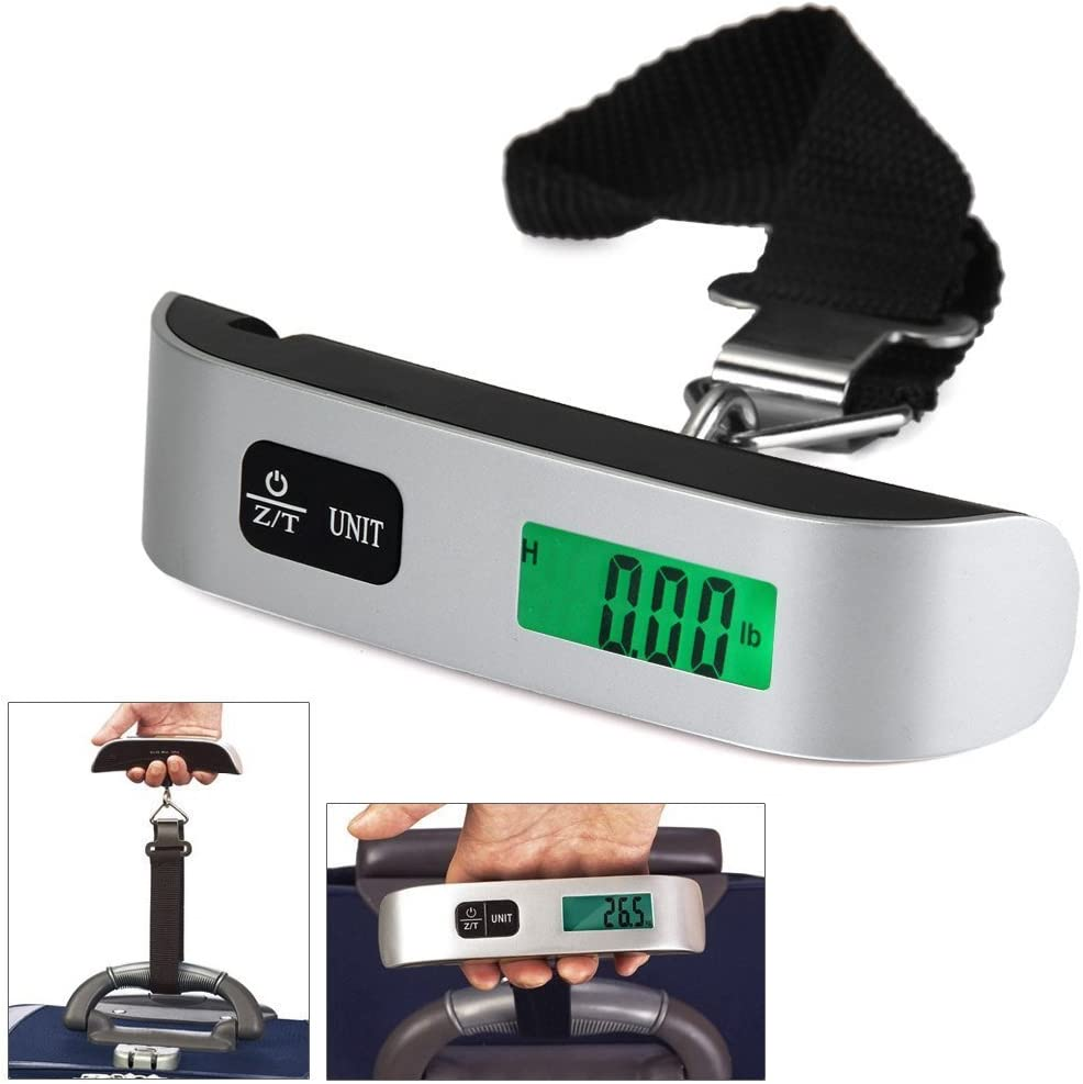 Mudent Portable Digital LCD Luggage T Scale In stock Device Weighing with Department store
