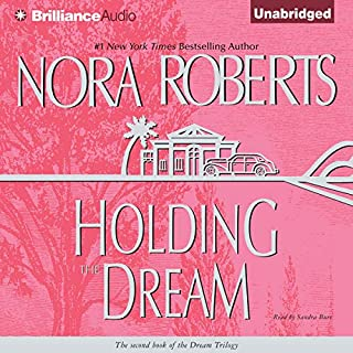 Holding the Dream audiobook cover art