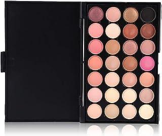 Oogschaduw, oogschaduwpalet, 28 kleuren Oogschaduw Cosmetische make-up Shimmer Matte oogschaduwpalet set, Shimmer Ultra ge...