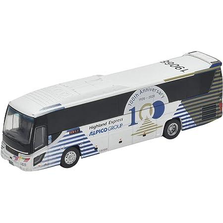 トミーテック ザ・バスコレクション バスコレ アルピコ交通 創立100周年記念ラッピングバス ジオラマ用品 (メーカー初回受注限定生産) 313663