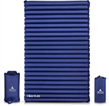 HIKENTURE Double Sleeping Pad – Inflatable Camping Air Mattress – Light and..