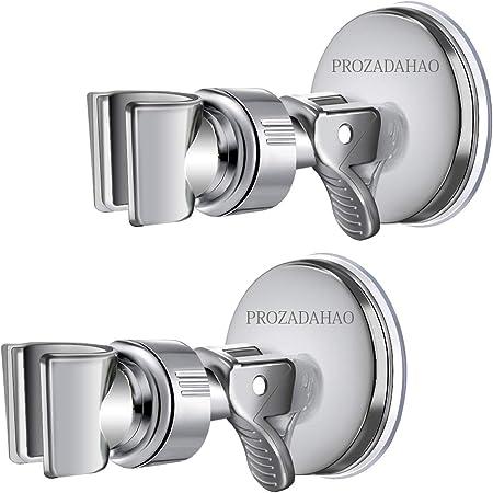 Adjustable Wall Mount Suction Bracket Bath Shower Head Handset Holder  N7