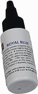 Blue Dye - Solvent Based Blue Liquid Dye - Royal Blue