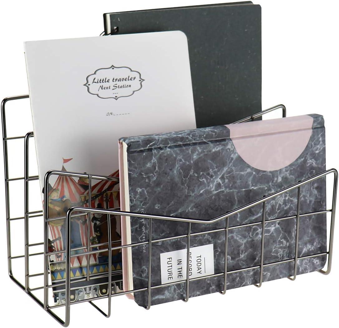 MORIGEM Long-awaited Mail Organizer Desk 2021 model Holder 3-Slot