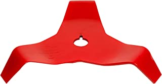 OREGON One-para-all 295507-0 Universal desbrozadora cubrición y limpieza hoja de sierra 3 dientes para Stihl, Husqvarna, M...