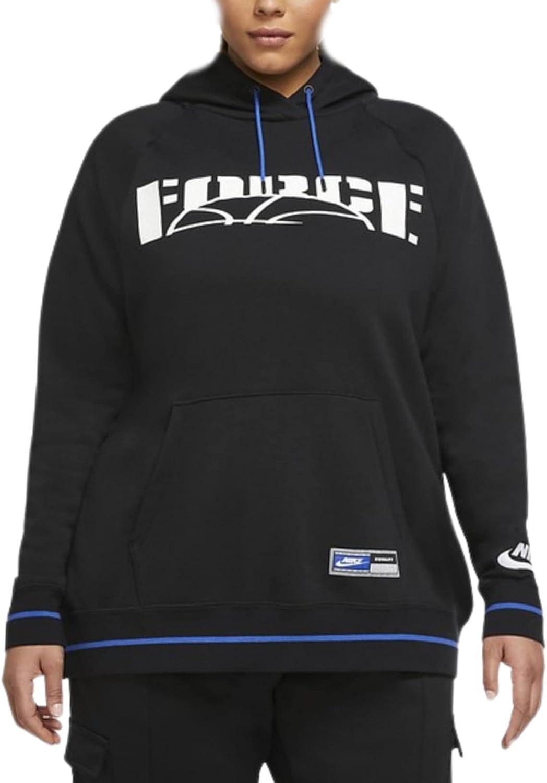 Nike Women's Pullover Hoodie Plus Size