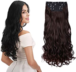 Best snap on hair extensions Reviews