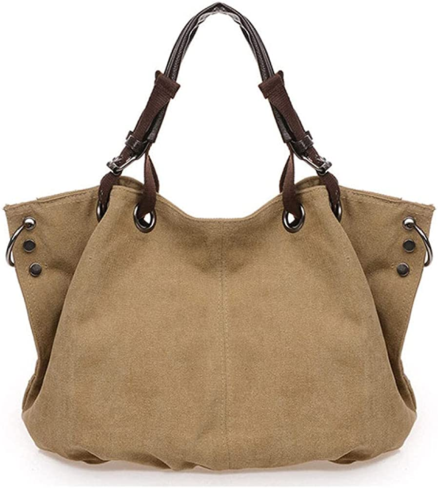 OFFicial shop Ladies casual canvas shoulder bag large-capacity multi-function specialty shop