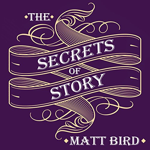 The Secrets of Story audiobook cover art