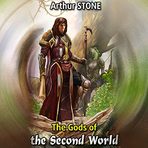 The Gods of the Second World audiobook cover art