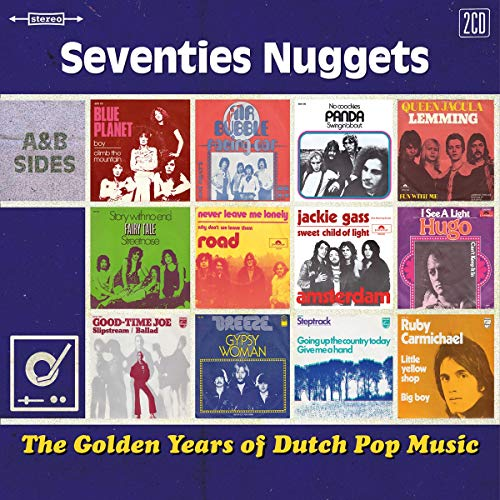 Golden Years Of Dutch Pop Music: Nuggets 70 s   Various