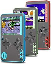 YOOXI Console de jeu portable, mini-console de jeu rétro en 5 langues, console de jeu portable avec 500 jeux nostalgiques ...