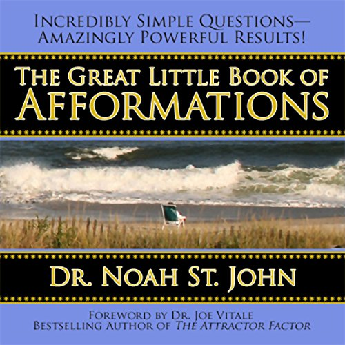 The Great Little Book of Afformations audiobook cover art