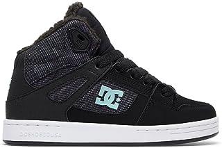 8fc5d5508 DC Shoes Rebound WNT - Zapatos de Invierno de Corte Alto para Chicas  ADGS100075