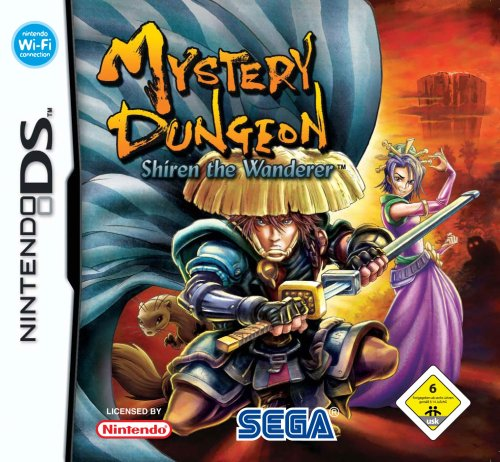 Mystery Dungeon - Shiren the Wanderer [Edizione : Germania]