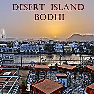 Desert Island Bodhi audiobook cover art
