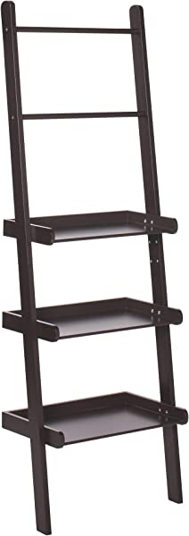 RiverRidge 06 036 Ladder Shelf Espresso