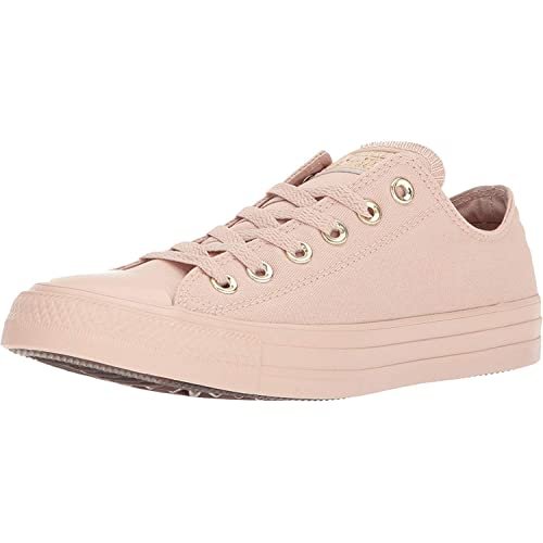 a4bb7ae8955a Converse Chuck Taylor All Star Mono Canvas Ox Women s Classic Shoes Particle  Beige Particle Beige