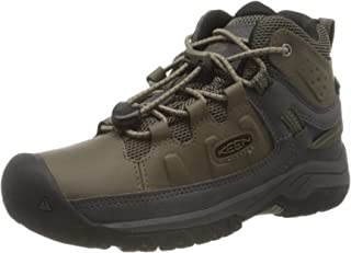 KEEN Kids' Targhee Mid Wp Hiking Boot
