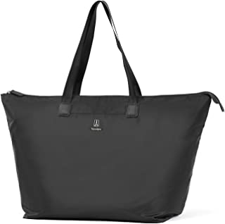 Travelpro Essentials-SparePack Foldable Tote Bag, Black, One Size