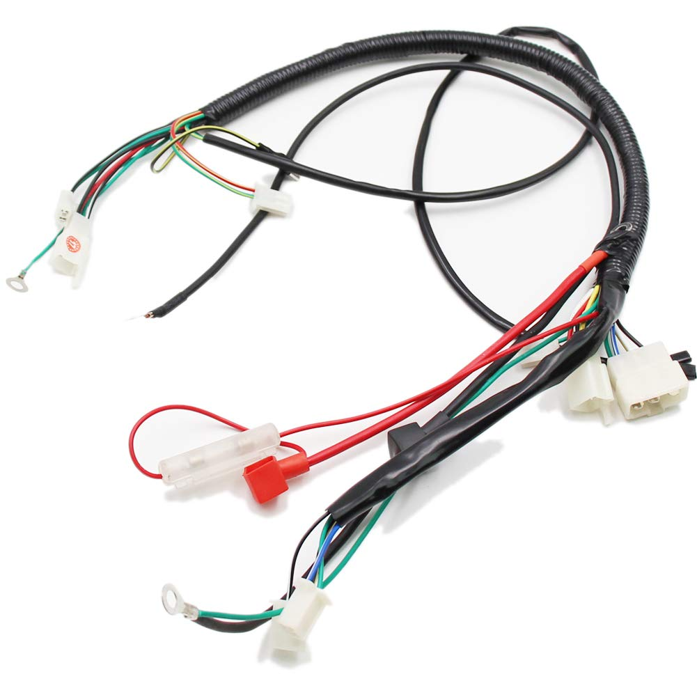 Amazon Com Lifan 200cc Engine Wire Loom Harness Wiring Assembly For Honda Motorcycle Atv Enduro Bike Automotive