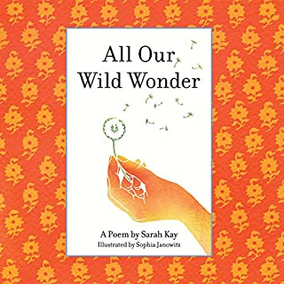 All Our Wild Wonder audiobook cover art