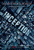 Poster Inception Movie 70 X 45 cm