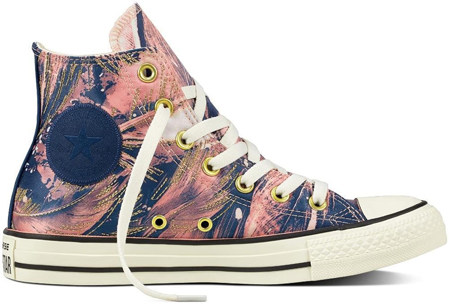 Converse Womens Chuck Taylor All Star Hi Textile Trainers