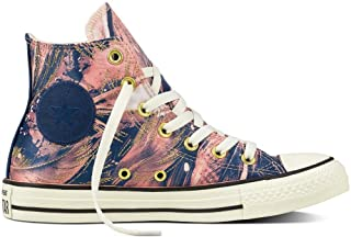 Chuck Taylor All Star Satin Hi Top Sneakers Womens Fashion-Sneakers 559863C