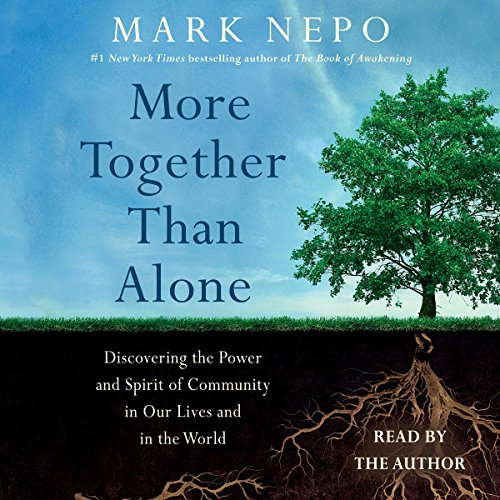 More Together Than Alone audiobook cover art