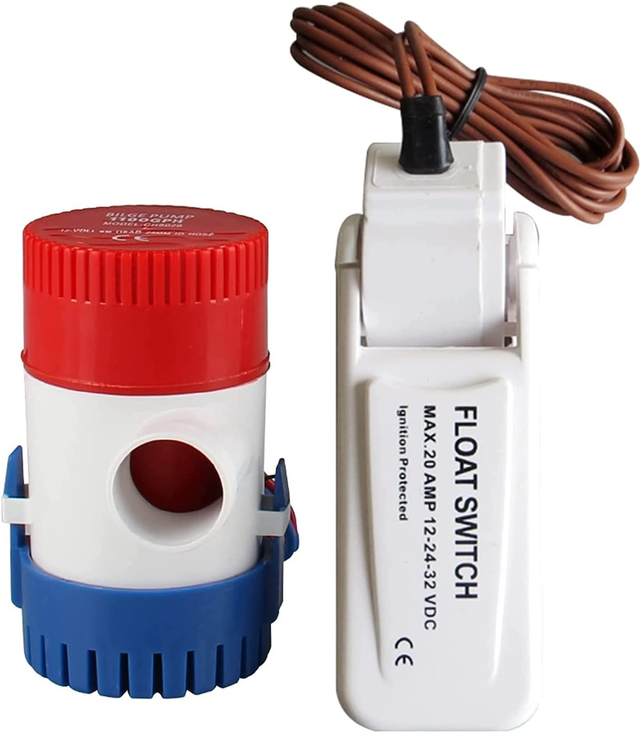DAYDAY helper Automatic Submersible Our shop most popular Small Pump 12V 11 Boat Bilge Very popular