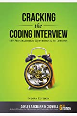 Cracking the Coding Interview : 189 Programming Questions and Solutions Paperback