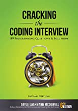 Cracking the Coding Interview (Indian Edition)