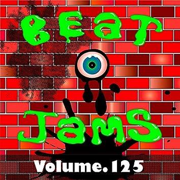 Beat Jams, Vol. 125