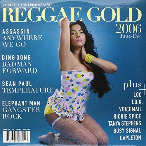 Reggae Gold 2006 [Vinyl]