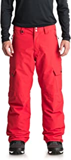 Quiksilver Men's Porter 10k Snow Pants,