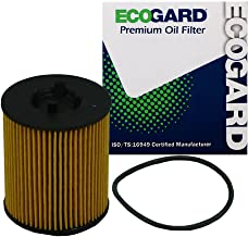 ECOGARD X5309 Cartridge Engine Oil Filter for Conventional Oil - Premium Replacement Fits Saturn Vue, L300, LS2, LW300, LW2 / Cadillac Catera