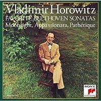 ベートーヴェン:ピアノ・ソナタ「月光」「悲愴」「熱情」/他
