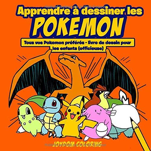Apprendre à dessiner les Pokemon...
