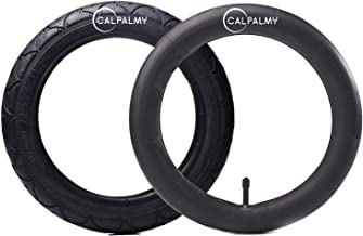 12.5'' Front Wheel Replacement Tire and Tube for BoB Revolution SE/Pro/Flex - Made from BPA/Latex Free Premium Quality Butyl Rubber