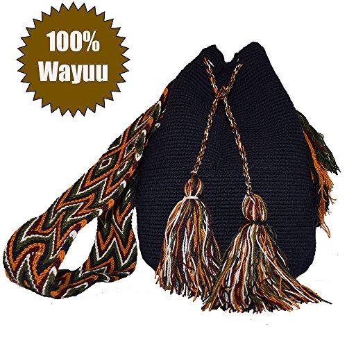 3. Mochila Wayuu Hecha por Indígenas - Calidad y detalle impresionantes