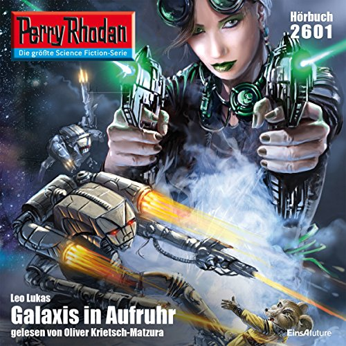 Galaxis in Aufruhr cover art