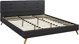 Best king bed tufted headboard Reviews
