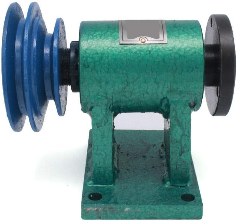 超人気 専門店 Belt Pulley Drive Lathe 買い物 Machine Metalwor Spindle 4-Jaw DIY